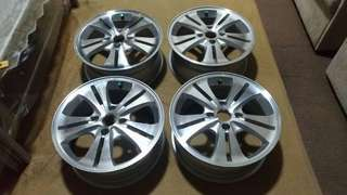 JRD 16 Inches Sports Rim OEM For Proton (4 pcs)