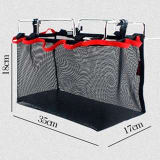 🚚 Portable Folding Home Outdoor Picnic BBQ Table Hanging Mesh