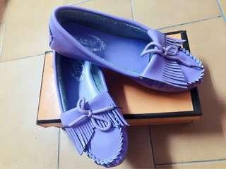 🚚 淺紫懶人鞋