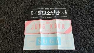 BTS Bangtan Boys Banners kpop
