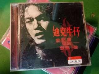 迪克牛仔CD