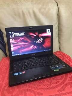 ASUS華碩i5 高效能旗艦機(B43S)Laptop