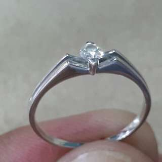 .12 Carats Diamond Ring