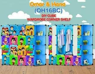 16 Cube Wardrobe