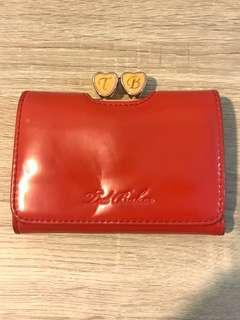 Mini Folded Wallet