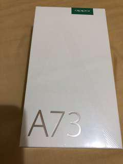 OPPO A73金色全新機