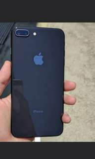 IPhone 8 Plus 256GB Grey New Kredit Proses Singkat