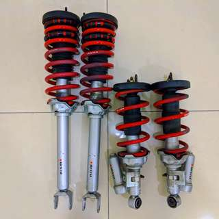 Nismo S-Tune Suspension BNR34 BCNR33