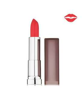 🚚 [INSTOCK]🔥 Maybelline Color Sensational Lipstick in All Fired Up