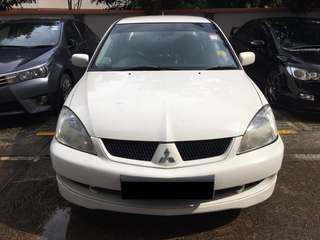 Looking For / Want to buy Mitsubishi Lancer 1.6 Manual GLX.