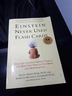 🚚 Einstein never used flash cards