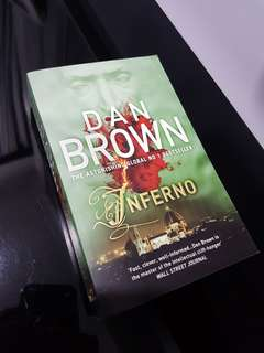 🚚 Dan Brown - The lost Symbol & inferno