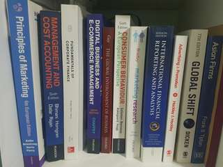 Degree Textbooks