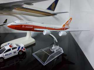 B747 Diecast model - Limited Edition Boeing Livery.