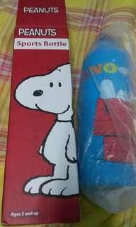 Snoopy water bottle