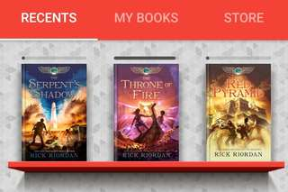 The Kane Chronicles, Rick Riordan