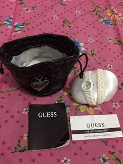 Guess watch ori warna putih NETT PRICE