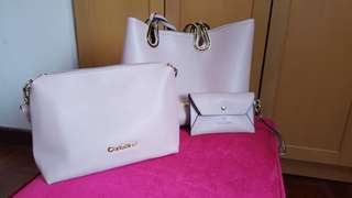 NEW Original Carlo Rino Handbags