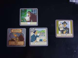 Power Grid Promo Cards