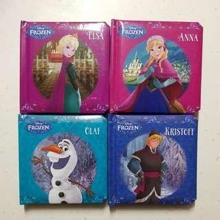 Disney Princess Frozen books