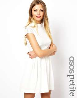 Bnwt Asos white dress