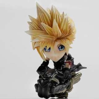 Final Fantasy - Cloud From Final Fantasy VII AC