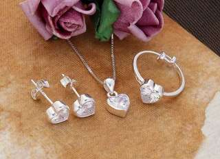 92.5 Italy Silver Kids Set
