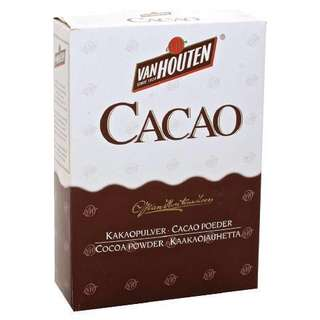 Van Houten Cocoa Powder 125g from Europe