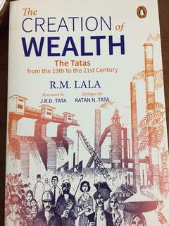BN The Creation of Wealth- The Tatas from the 19th to the 21st Century