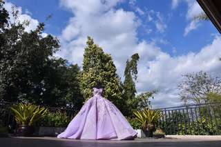 Francis Libiran's Ball Gown FOR SALE!