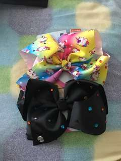 Jojo Siwa bow authentic