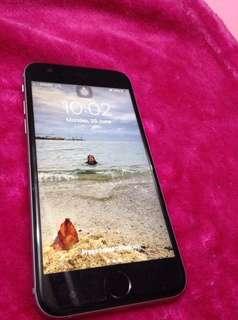 iPhone 6s Original + case