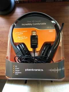 Selling Plantronics 655 USB stereo headset