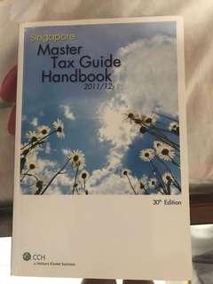 Singapore Master Tax Guide Handbook