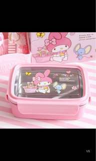 [PO] My Melody 750ml Lunch Box