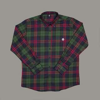 WOLFGANG OLIVER baron Green/Red lumberjack