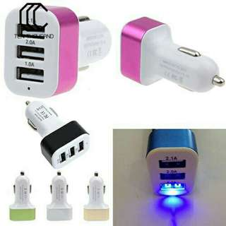 Universal 3port USB Charger