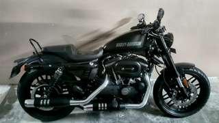 Harley Davidson Roadster Sportster