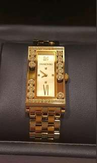 Authentic Swarovski Ladies Watch