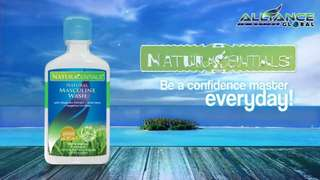 Naturacentials Masculine Wash