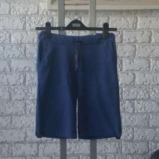 MAUI & SONS Long Cotton Shorts For Kids Size 10