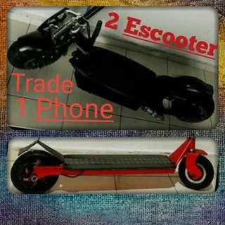 2escooter trade 1 phone