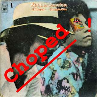 kooper Vinyl LP used, 12-inch, may or may not have fine scratches, but playable. NO REFUND. Collect Bedok or The ADELPHI.