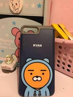 韓國KAKAO FRIENDS Ryan iPhone 7plus 手機殼