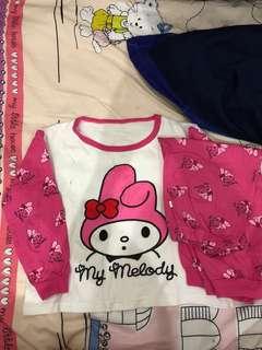 Melody Pyjamas set XL 5-6yrs