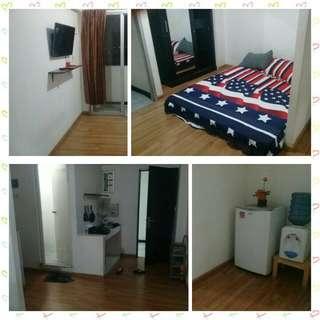 Apartemen unit harian