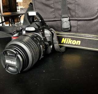 For sale Nikon D3100 with video Perfect for photoshoot