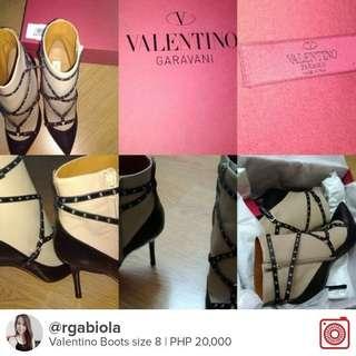 Valentino authentic size 8