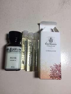 Perfume Oil- Musk