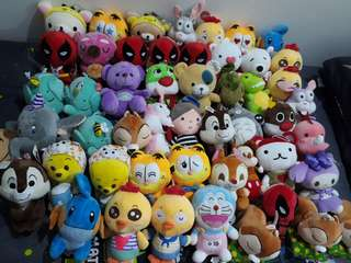50 unit Soft Toy